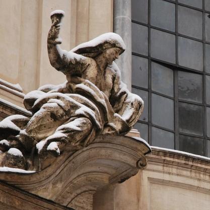 Roma - chiesa di via del Tritone (2012)