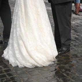 Roma - sposi al Colosseo (2012)