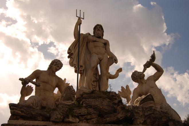Roma - Piazza del Popolo (2008)