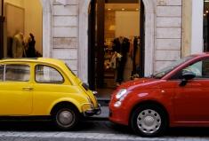 Roma - via del Babuino (2008)