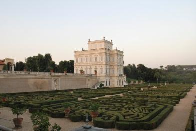 Roma - villa Pamphilj (2012)