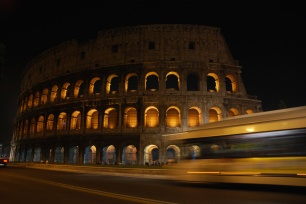 Roma - Colosseo di notte (2012)