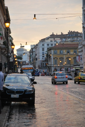 Roma - Via Nazionale (2012)