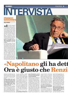 Franco Bassanini (1)